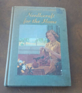 Needlecraft for the Home, Eileen Franklin, 1952