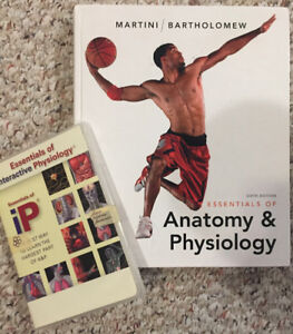 Anatomy & Physiology 6th edition CD included