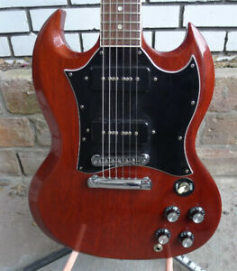 Gibson SG Special Classic 2007 Heritage Cherry with hsc - $1250