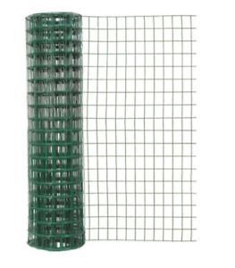 Mesh Green PVC-Coated Galvanized (72-in x 100-ft)
