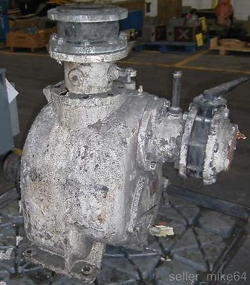 Gorman Rupp T6b3-b 3x3 Self-priming Centrifugal Pump T Series Pzb