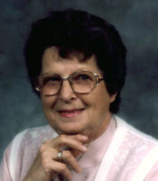 Betty Knoedler - A card of Thanks