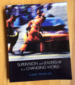 Supervision and Leaderhip in a Changing World - U of S Textbook