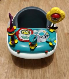 Mamas & Papas baby snug & activity tray