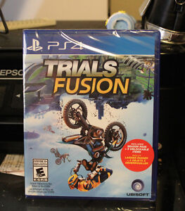 Trails Fusion PS4 - New and Sealed