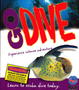 Padi Go Dive Open Water Manual