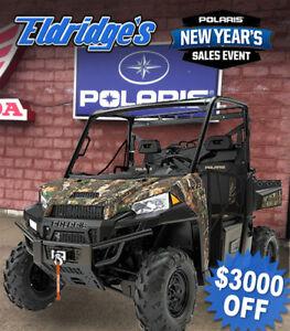 Eldridge's Polaris New Years Sale!