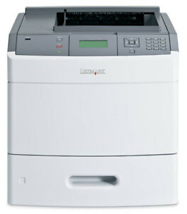Lexmark T652N Workgroup printer laser - monochromePrinter Type