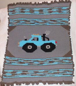 fancy knitted blankets