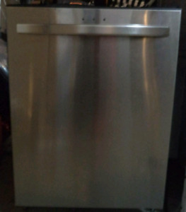 KENMORE STAINLESS STEEL DISHWASHER FOR SALE!
