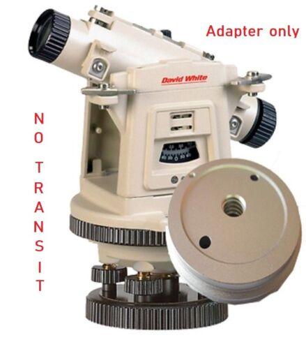 Adapter for David White Level Transit  NW-NAP38