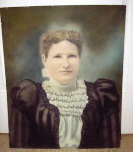 Antique Portrait of a Lady.