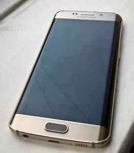 Trades? Gold Platinium Galaxy S6 Edge 64 GB