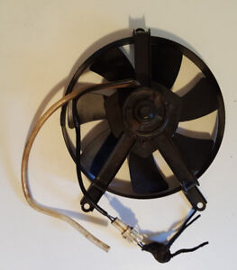 2002-2008 Yamaha Grizzly 660 Radiator Cooling Fan