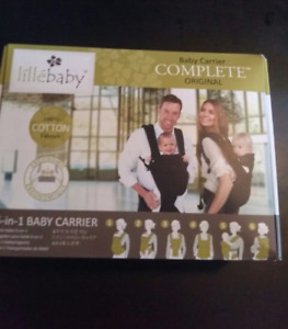 Baby carrier, 6 in 1, lillebaby brand!
