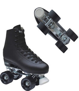 Chicago Men's Leather Lined Rink Skate (Size 6)