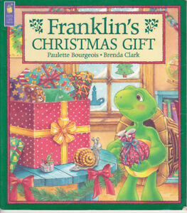 FRANKLIN'S CHRISTMAS GIFT SOFTCOVER BOOK