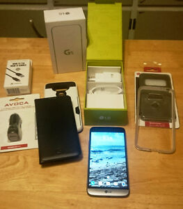 LG G5 Great shape Titan Gray 32gb 4gb Ram