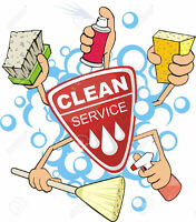 Cleaning Services. LOW rates, Quality and Detail Oriented