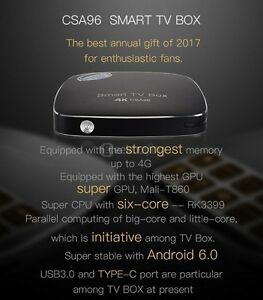 4GB 32GB Android Box- NEWEST and FASTEST Model - IN STOCK!