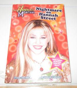 Hannah Montana chapter book