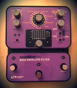 Source Audio Pro Bass Envelope Filter Pedal