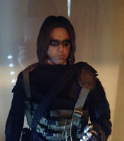 1/6 SCALE WINTER SOLDIER CUSTOM ACTION FIGURE