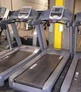Precor 956i Experience Commercial Treadmills-GREAT SHAPE