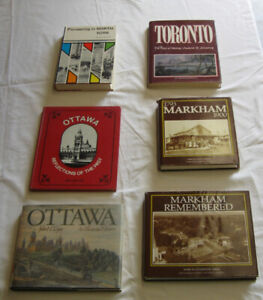 Assorted history books.  $5.00 ea. or 5 for $20.00.