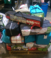 $4000 worth of camping/outdoor equipment