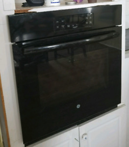 """GE 4.3 cu ft 27"""" Wall Oven"""