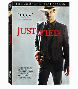 Justified on dvd