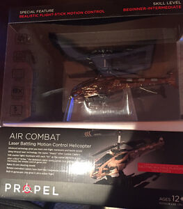 Brand New Drones and Helicopters