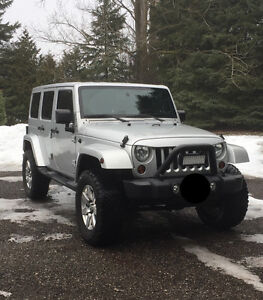 2011 Jeep Wrangler Unlimited SUV, Crossover
