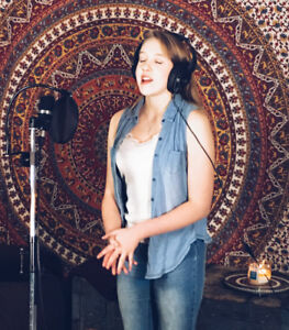 Singing Lessons available! Sing this spring!