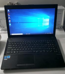 Asus Pro 15.6 screen laptop