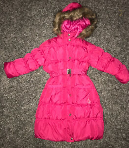Baby phat girls winter Jacket Brand new size 5 / 6