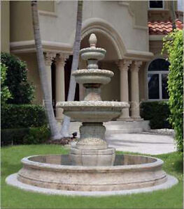 Marble Fountains, Gazebos, Sculptures, Lions, Planters