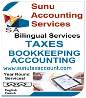 TAX, BOOKKEEPING, PAYROLL AND ACCOUNTING SERVICES