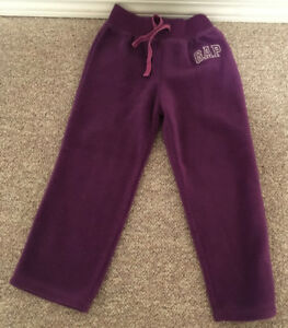 Toddler Fleece Gap Pant sz 4T