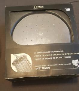 Danze deluxe brass showerhead