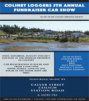 Colinet Loggers 5th Annual Car Show