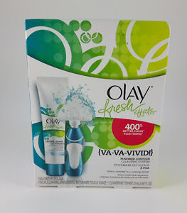 Olay Fresh Effects Va-Va-Vivid! Powered Contour Facial Cleanser