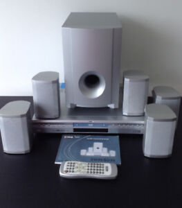 AMW T342 Home Theater Surround Sound System
