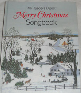 Reader's Digest MERRY CHRISTMAS Music SONGBOOK
