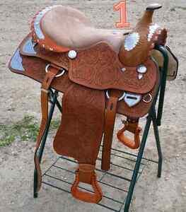 2 western saddles for sale!