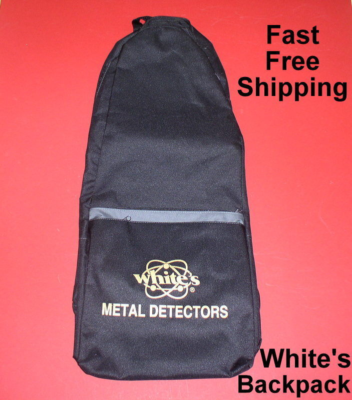 White's New Backpack to use with your Metal Detector * Fast FREE Ship
