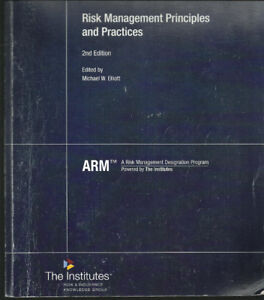 Principles and Foundations of Risk Management 2ED