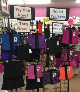 WAIST TRAINERS  - HUGE SELECTION HERE IN ST JOHNS