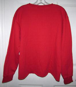 NORTHERN REFLECTIONS Red Sweatshirt - NEW Gatineau Ottawa / Gatineau Area image 4